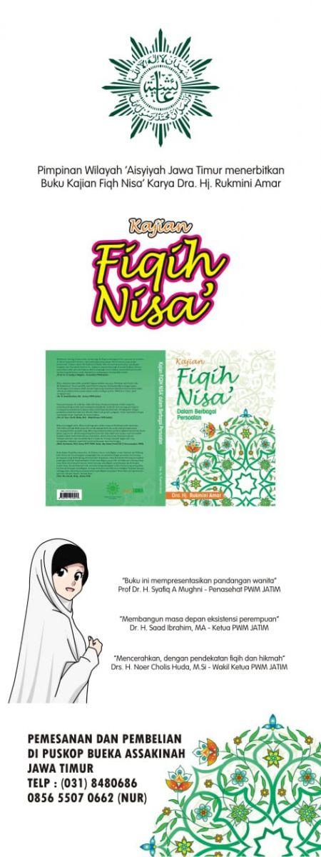 Buku Kajian Fiqih Nisa'